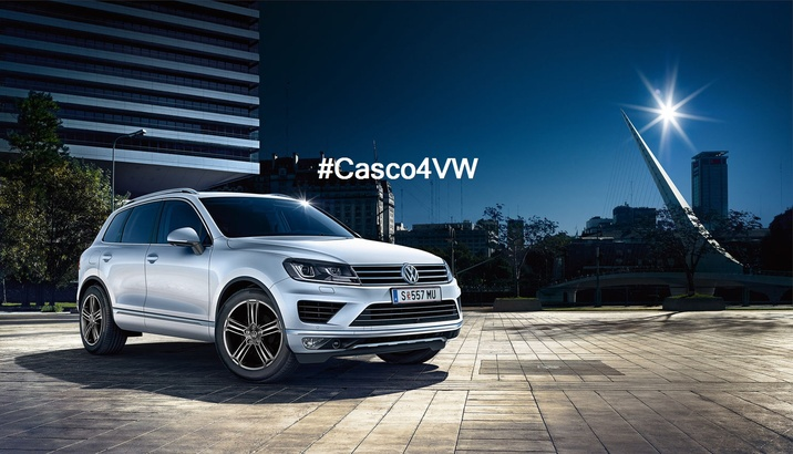 #Casco4VW